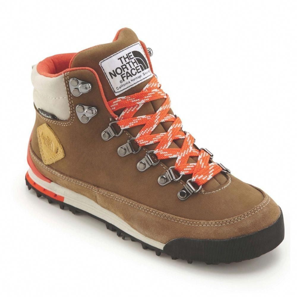 The North Face Back To Berkeley Nubuck Women S Ut Brown Sp Ora Halbstiefel Braun Womenshikingboots Best Hiking Shoes Hiking Women Hiking Outfit