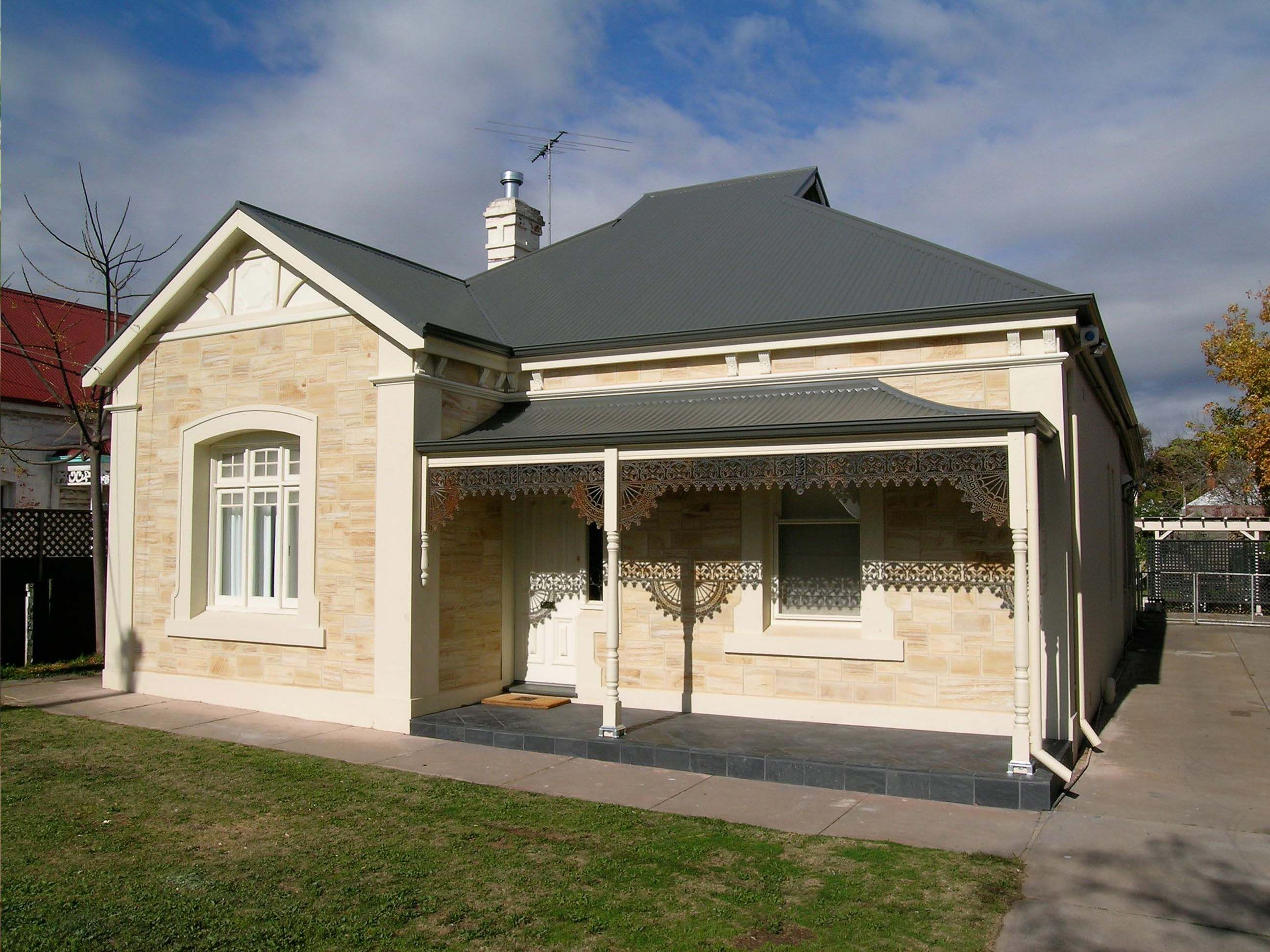 Roofscapes Facade House House Exterior Australian Homes
