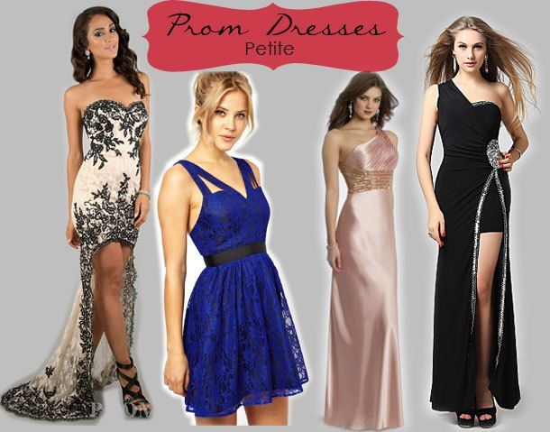 top brands where can i buy outlet Prom Dress Ideas for the Petite, Curvy and every other body ...