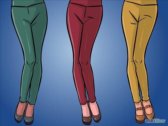 3 Ways to Wear Leggings - wikiHow