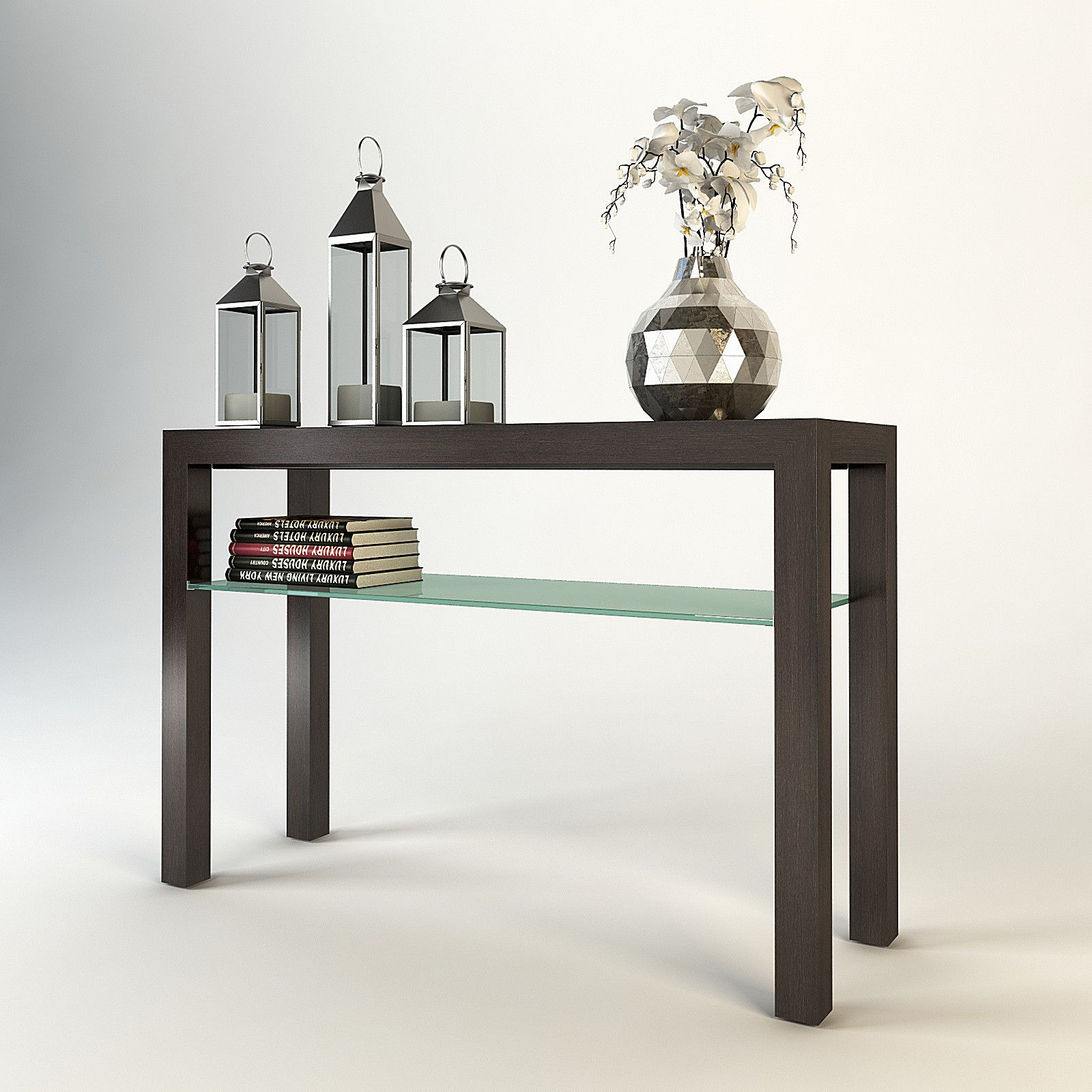 Pacini e Cappellini Kendo Console Table by kupfer   3D Models,3D ...