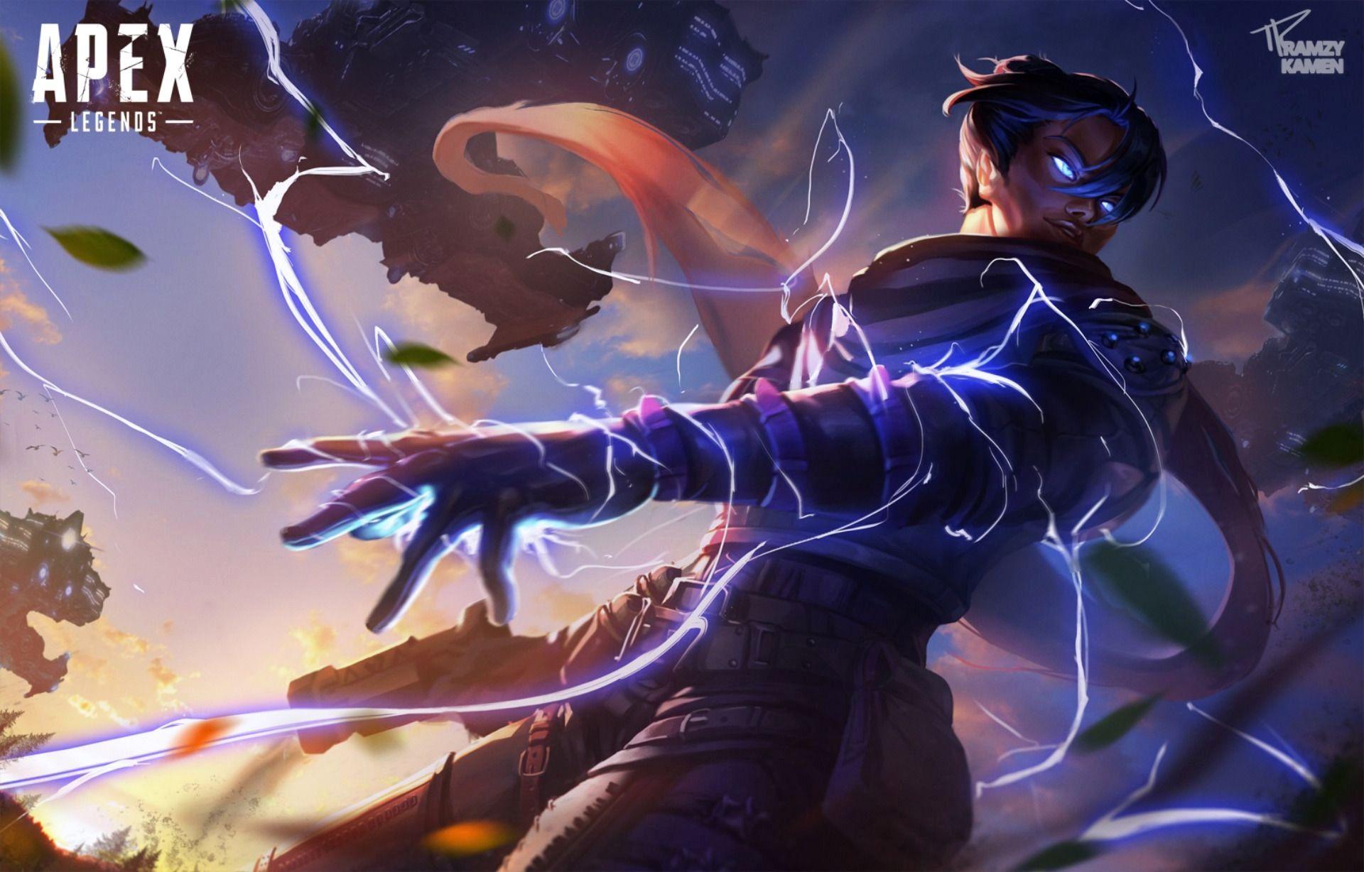 Beautiful Apex Legends Wraith Interdimensional Skirmisher