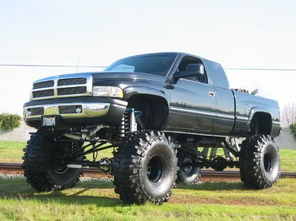 1999 Dodge Ram 1500 Lifted Trucks Big Trucks Cummins Trucks