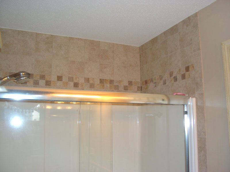 tile around shower - Google Search | Home Decor in 2018 | Pinterest ...