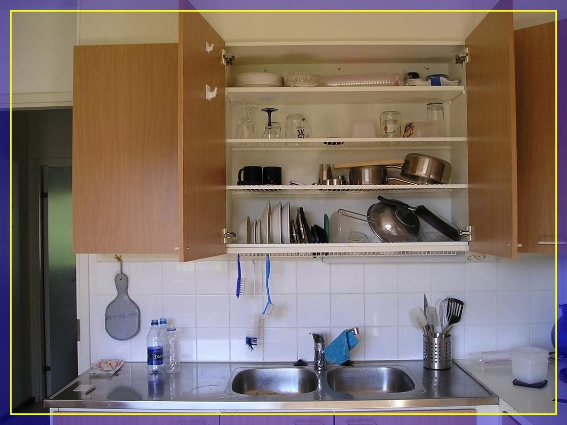 96 Reference Of Dish Rack Over Sink Canada En 2020 Rangements A Casseroles Egouttoir Vaisselle Cuisine Ouverte