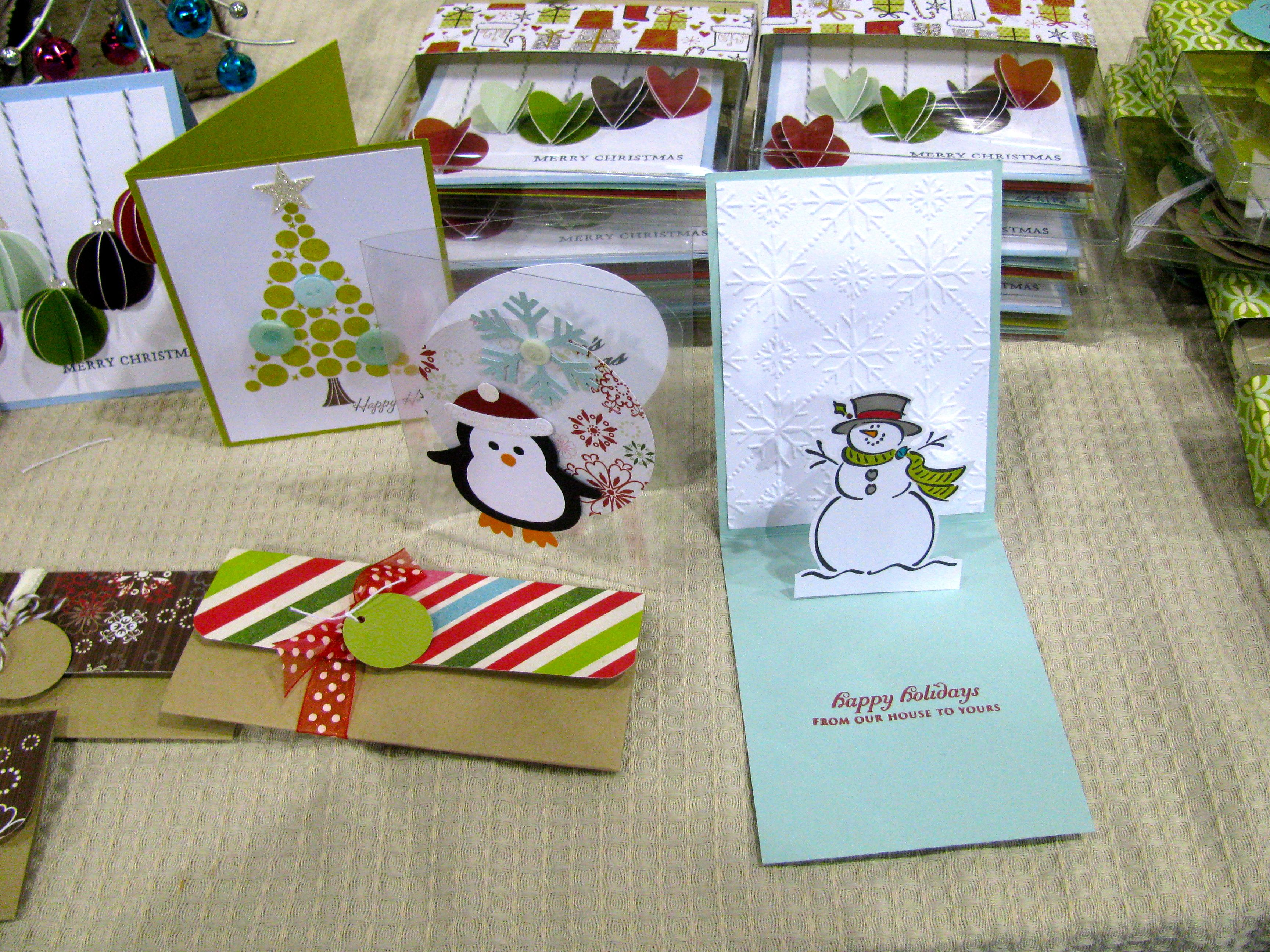 Craft fair cards for sale with images craft fairs