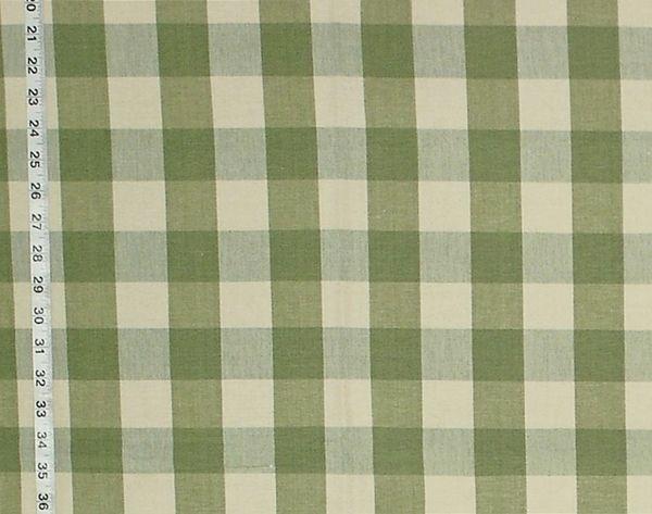 Buffalo Check Fabric Sage Olive Green Fern From Brick House Fabric Novelty Fabric Buffalo Check Fabric Check Fabric Novelty Fabric
