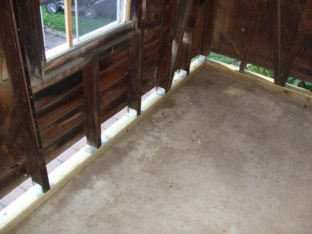 Replacing A Sill Plate Google Search Building A House Home