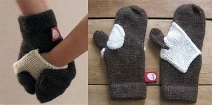 Connected gloves que lindi boniii