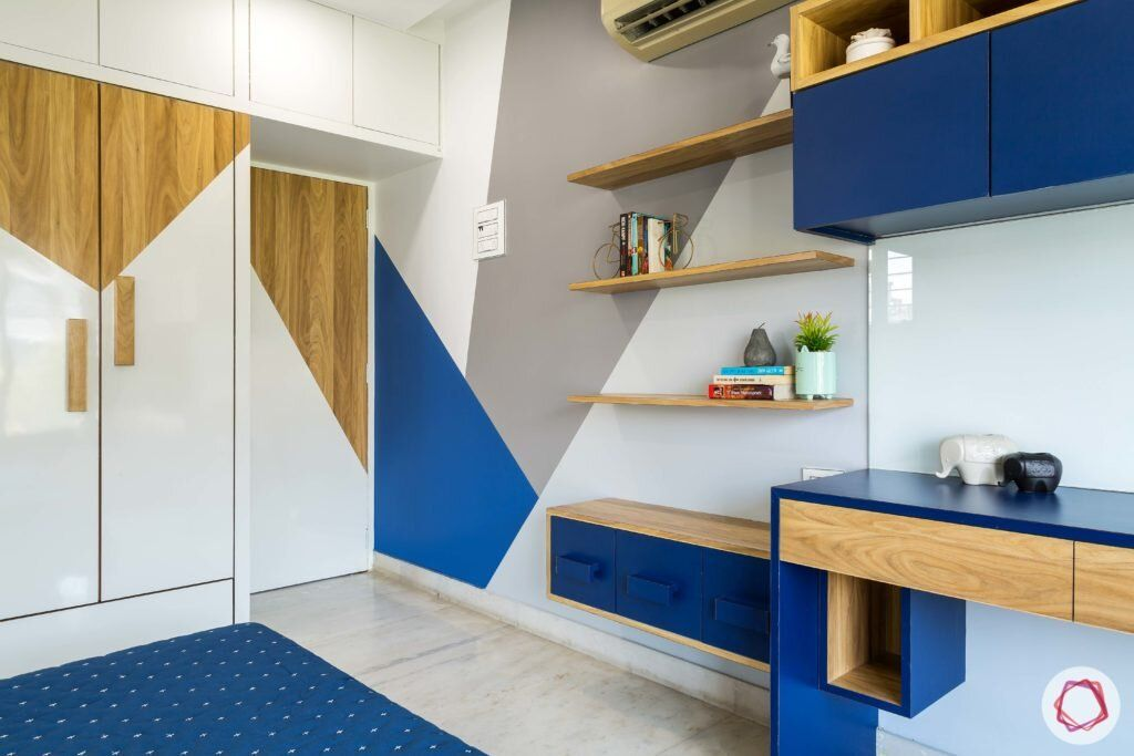 Budget Revamp for a Kid's Bedroom in 2020 | Indian bedroom ...