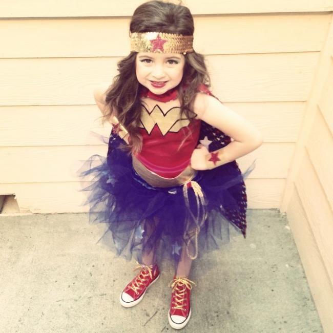 Cute Little Wonder Woman Costume  Costumepediacom
