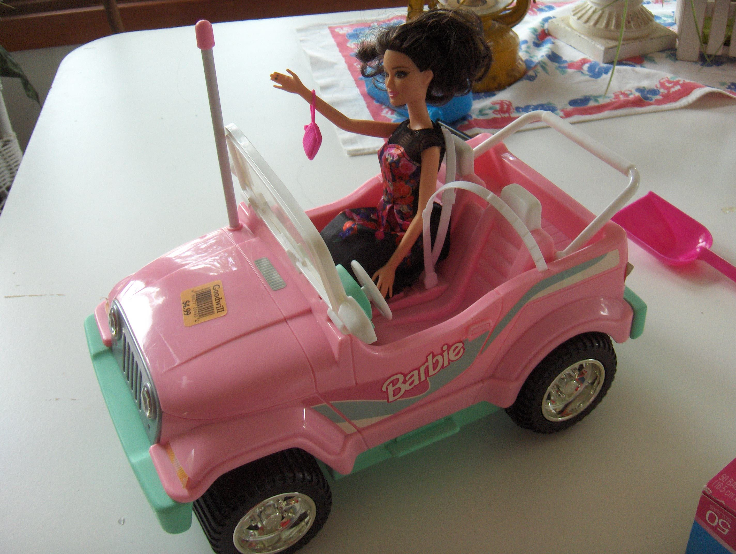 Super Find 1996 Malibu Barbie Car Nearly Mint Now Kid Ed Will