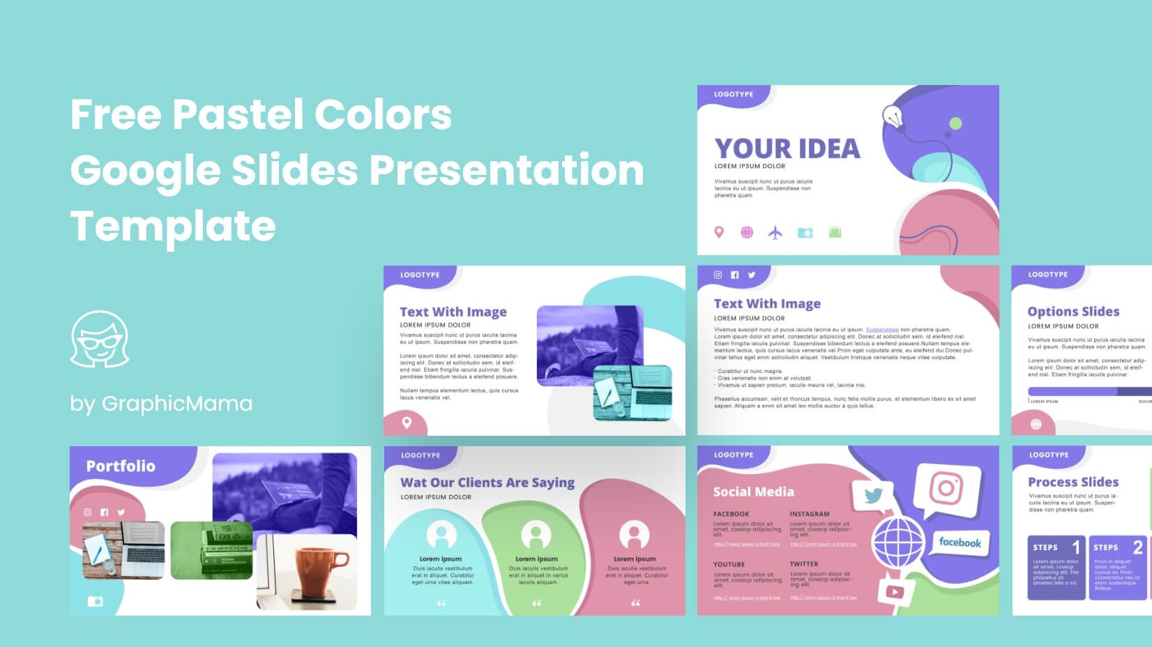 10 Free Google Slides Templates by GraphicMama (With