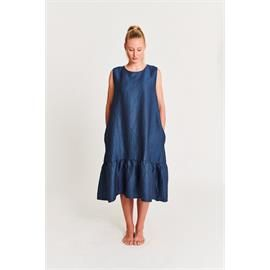 Soldout Kleid 78 Blue | Modestil, Kleider damen ...