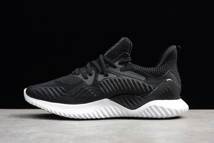 dc27a72135734 New adidas AlphaBounce HPC AMS 3M Black White Men s Size AC8273 in ...