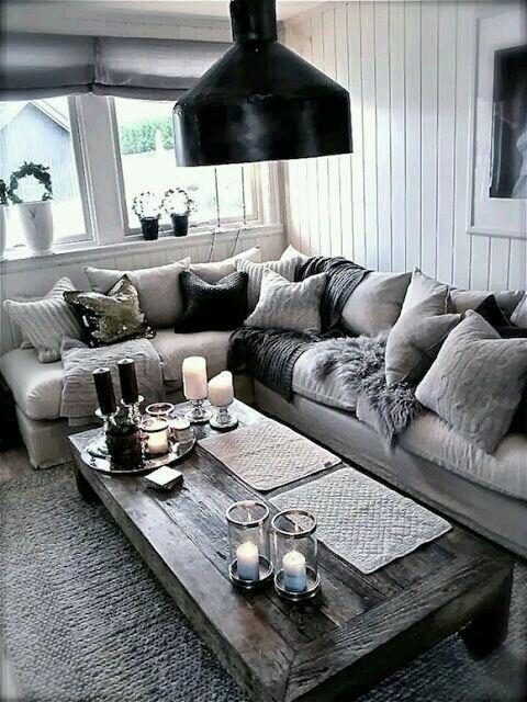 Les 50 plus belles décoration d\'intérieur pour le salon ...