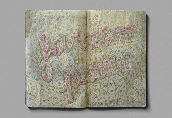 by Jose Azevedo//illustrated sketchbook//