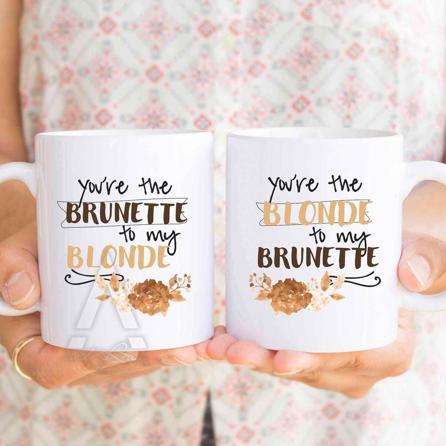 """Best Friend Birthday Gift, Coffee Mug, """"you Are The"""