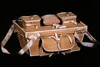 Poplarware Work Casket from Alfred Shaker Village