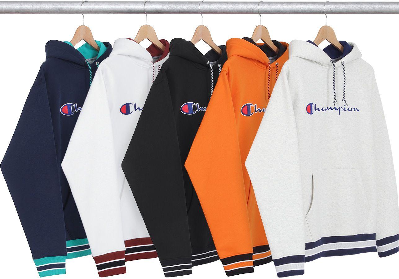 Supreme Classic Logo Hooded Sweatshirt Hooded Sweatshirts Athletic Jacket Nike Jacket [ 900 x 1287 Pixel ]