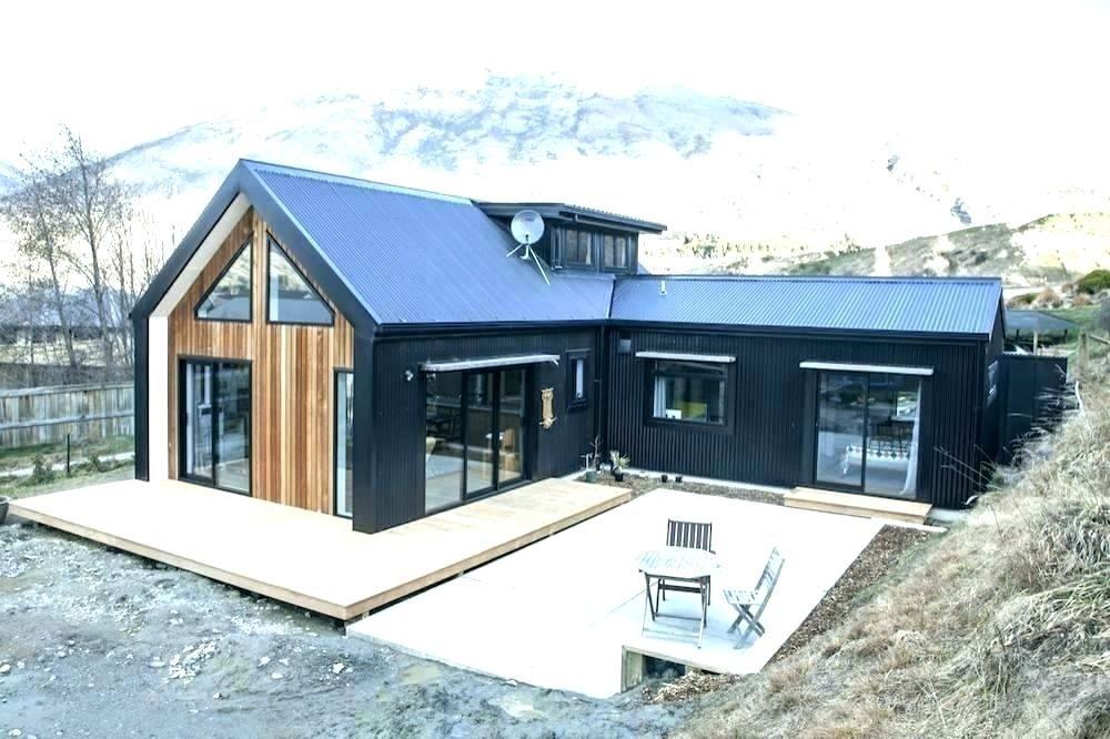 Minimalist Barn Farmhouse Barn Style House Modern Barn House Barn House Design