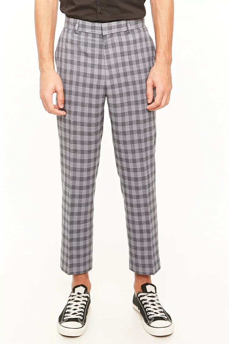 65cd26f09b0d Product Name Glen Plaid Ankle Pants