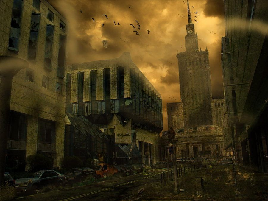 Gallery For > Apocalypse City Wallpaper
