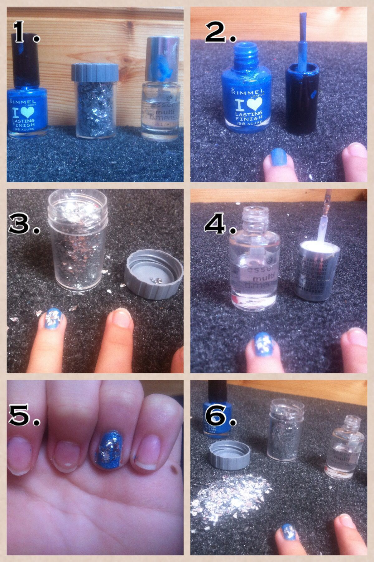 This Is A Really Easy And Cool Thing To Do On Your Nails I Hope You Enjoy As Much Enjoyed Doing It Myself