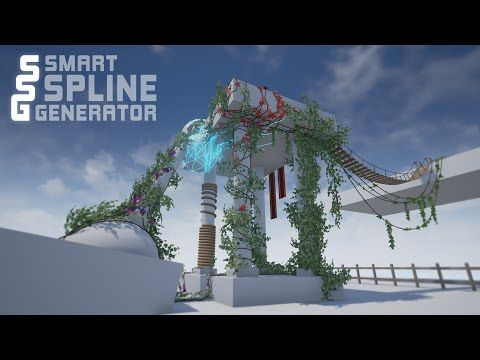 Learn how to create a construction script blueprint in ue4 that learn how to create a construction script blueprint in ue4 that adds spline meshes between malvernweather Image collections