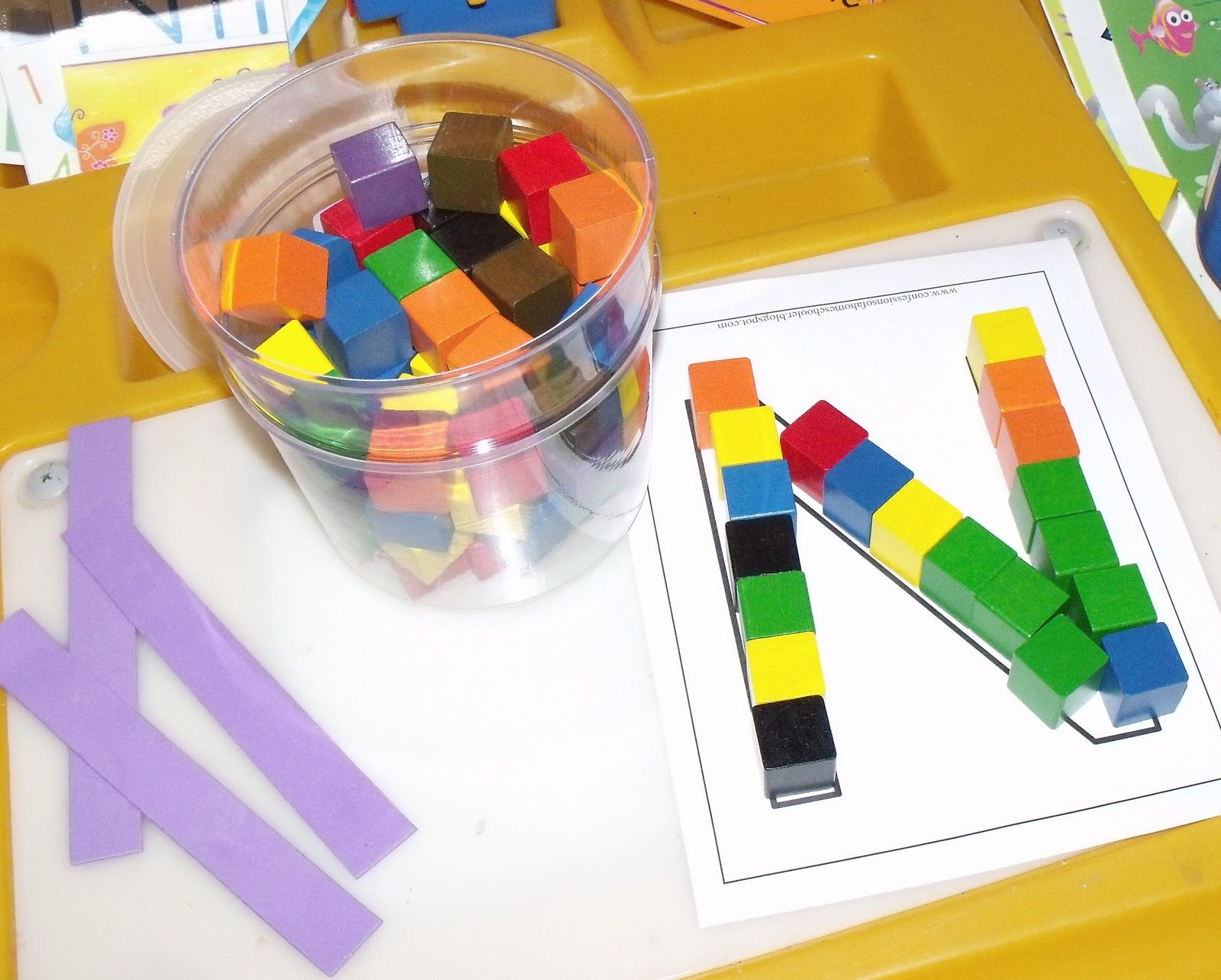 Nurturing Naters With Learning Activities At Home