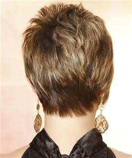 Short Layered Hairstyles For Women Over 50 With Round