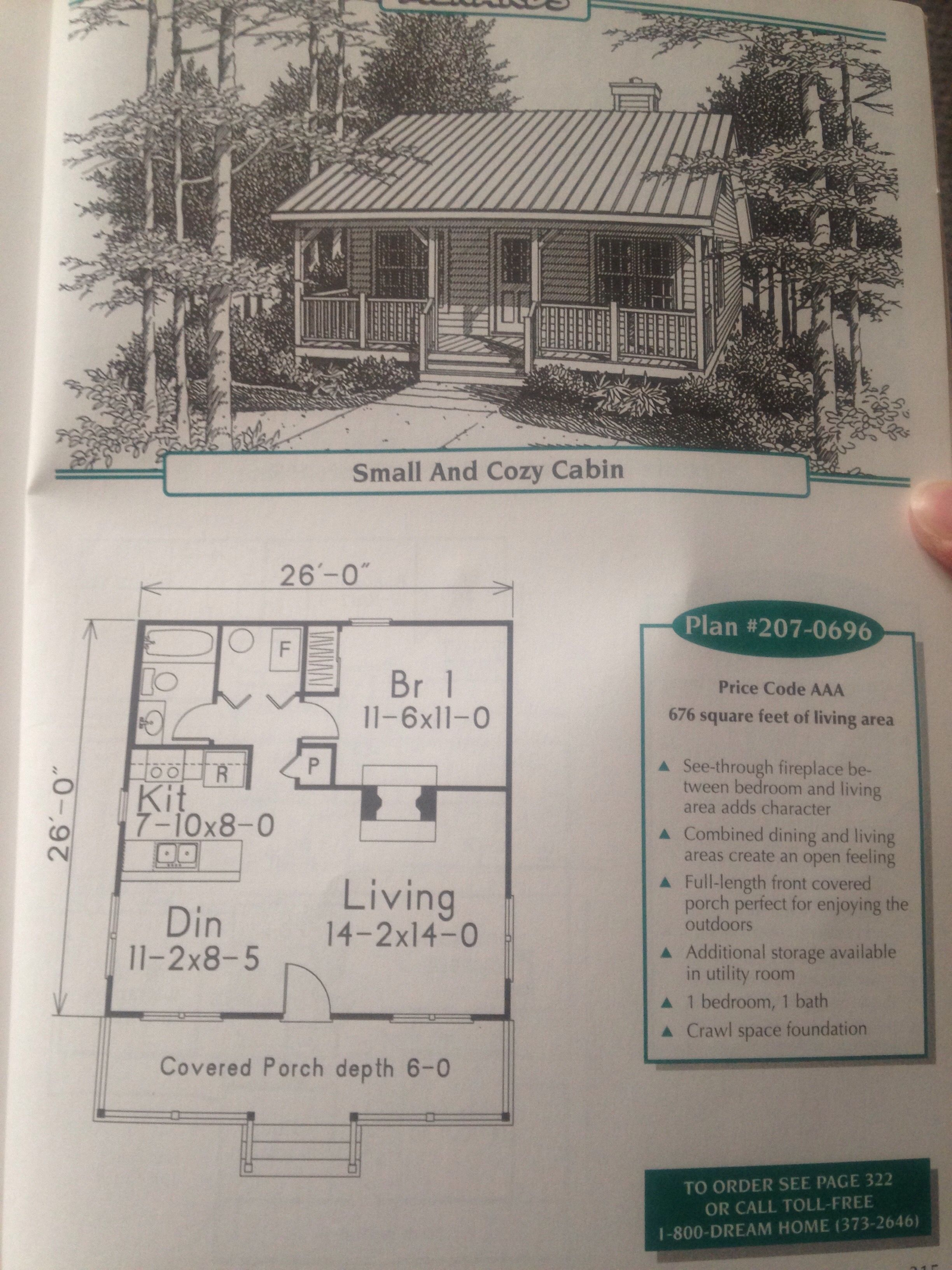 pg 315 menards home plans encyclopedia cozy cabin how