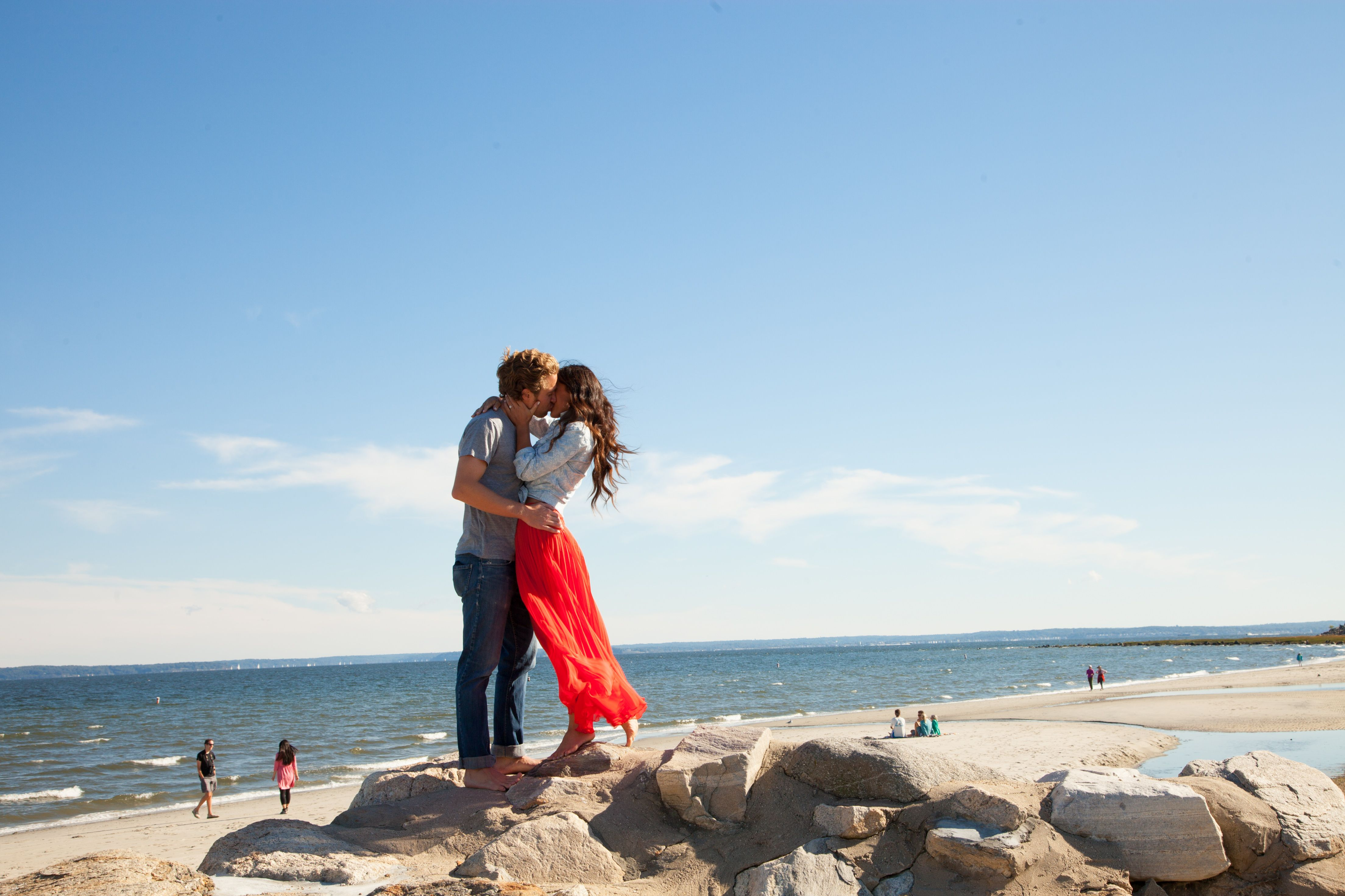 engagement shoot @ Todd's Point- Greenwich, Ct