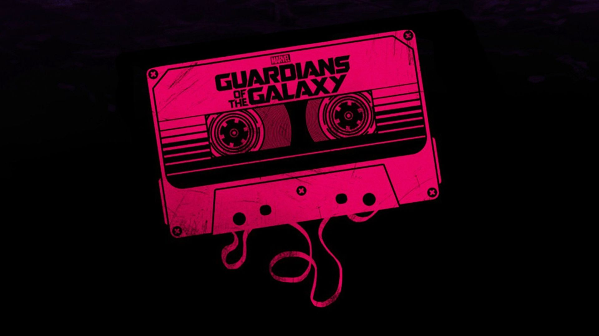 Guardians Of The Galaxy Marvel Cassette Hd Wallpaper Jpg 1920 1080 Galaxy Hd Guardians Of The Galaxy Galaxy Pictures