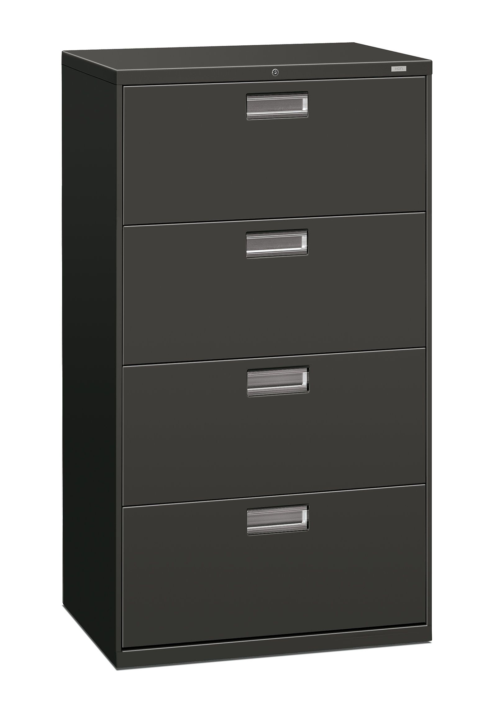 Awesome Hon 4 Drawer Legal File Cabinet