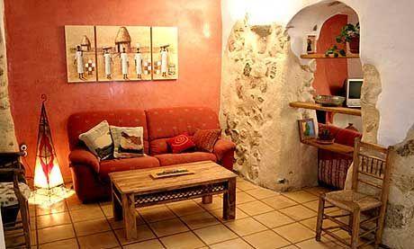 Como Decorar Una Casa Rustica Decor Ideas Pinterest - Decoracin-casas-rusticas