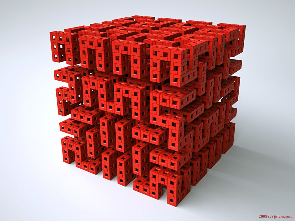Amazing Cube Hilbert Cubelots Of Amazing Math Art At Evolutionofgenius.de