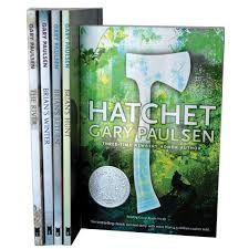 The hatchet series by gary paulsen is the first series of books i the hatchet series by gary paulsen is the first series of books i read on my fandeluxe Choice Image