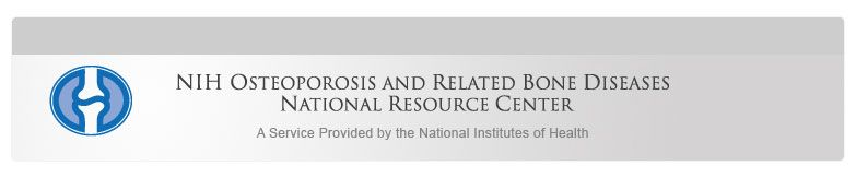 20+ Nih osteoporosis and related bone diseases national resource center ideas