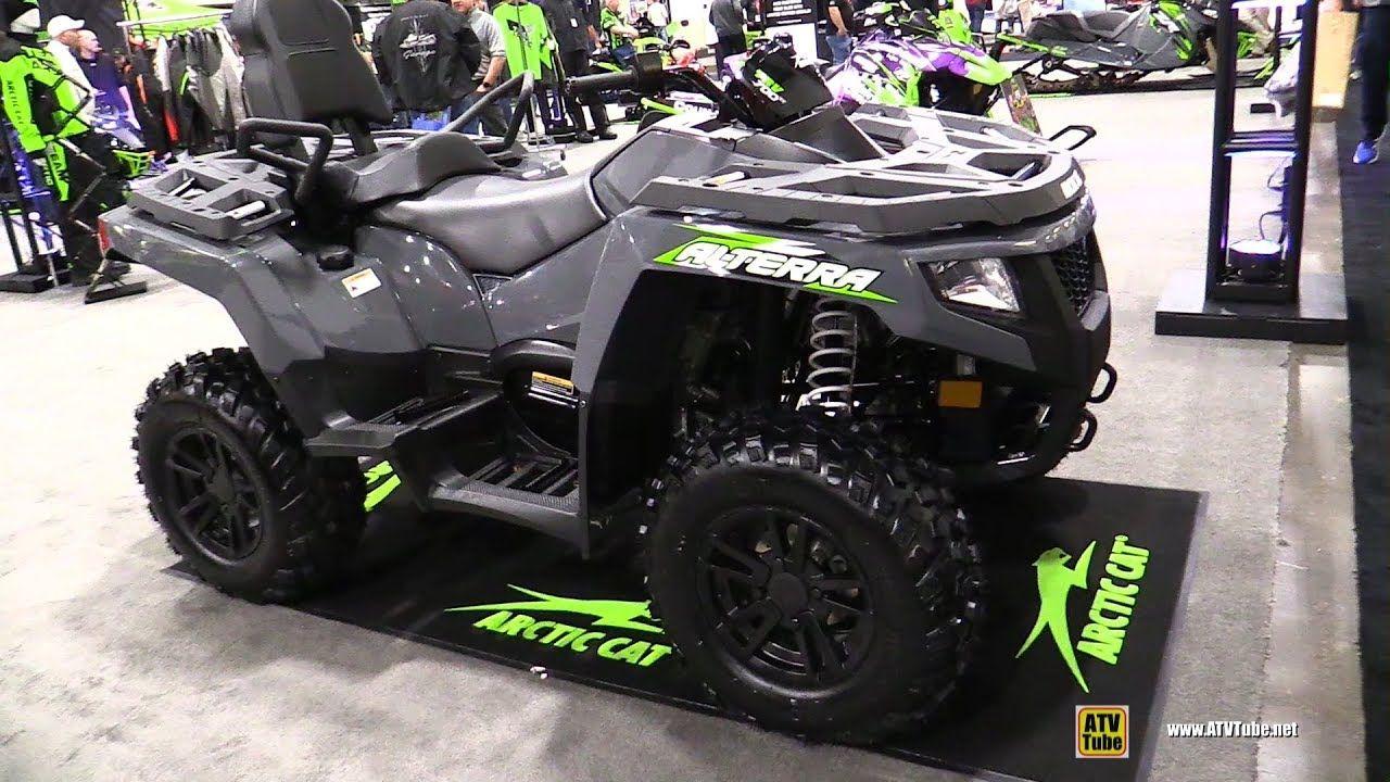 2020 Arctic Cat Alterra TRV 700 Recreational ATV