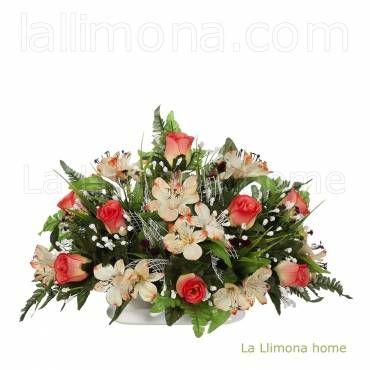 ramos cementerios y jardineras todos los santos jardinera cermica flores y rosas
