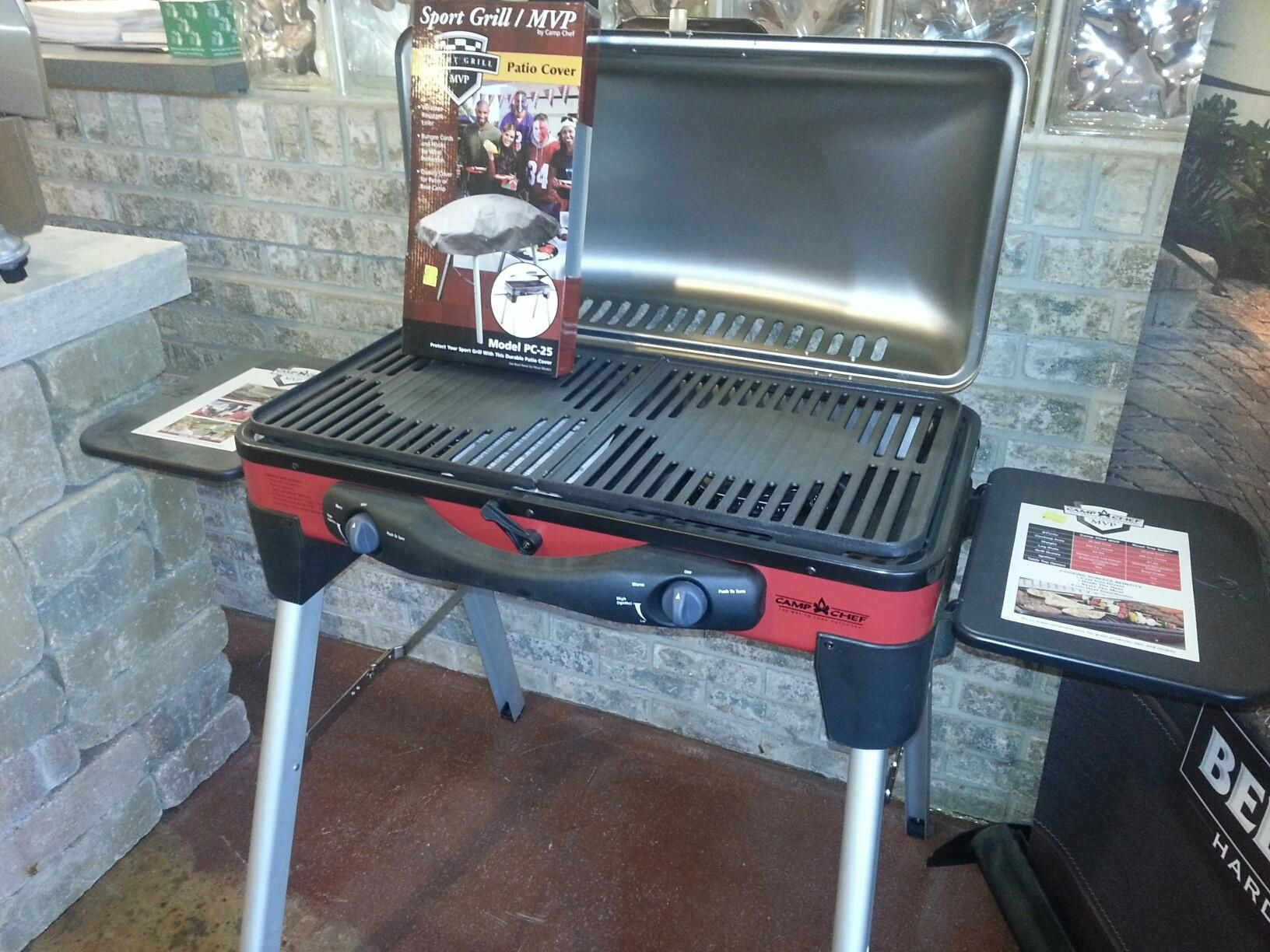 Camp Chef MVP Portable Gas Grill Outdoor kitchen