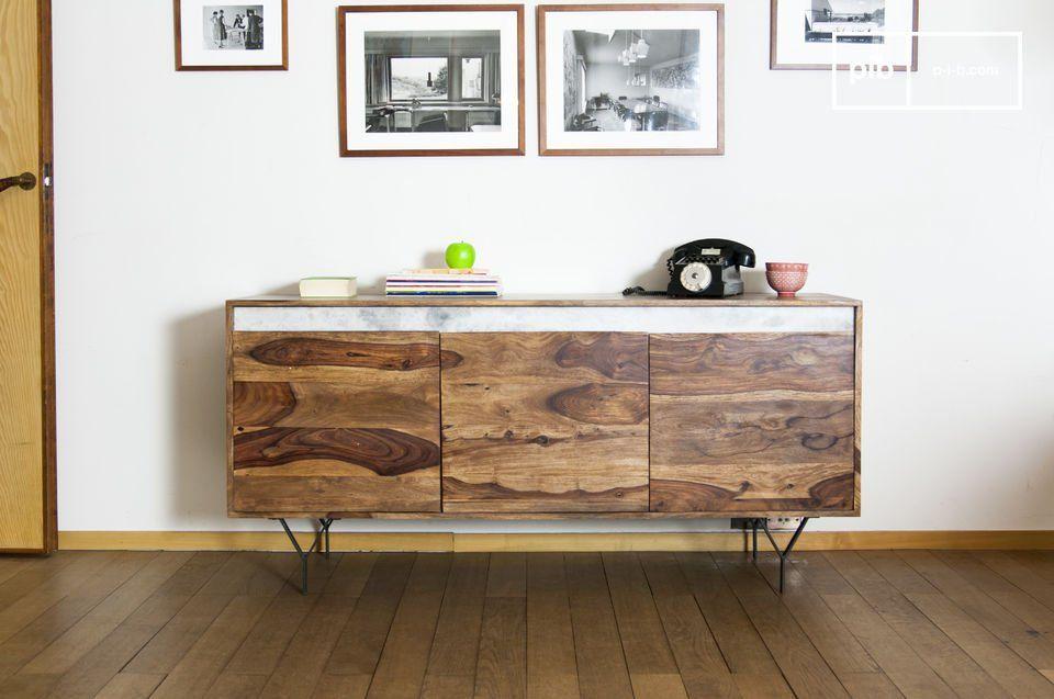 Credenza Con Marmo : Credenza in legno mabillon salotti di ispirazione salotto