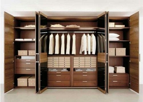 Creative Closets | Built in Closets | Wardrobes | Wooden Cabinets ...