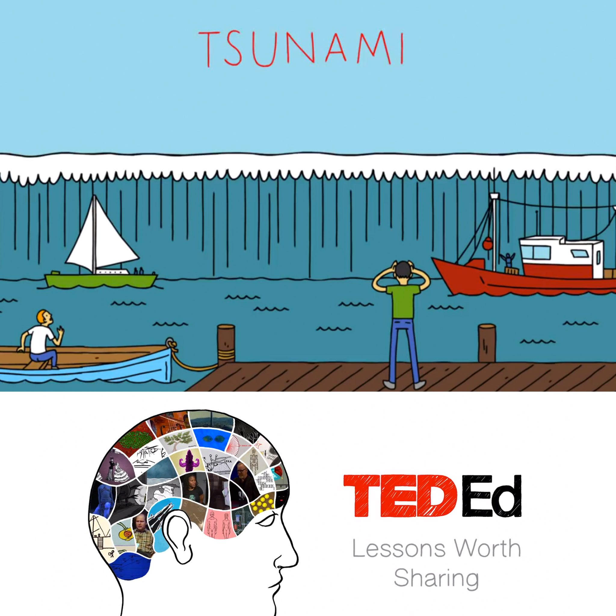 Ted Education All About Tsunamis