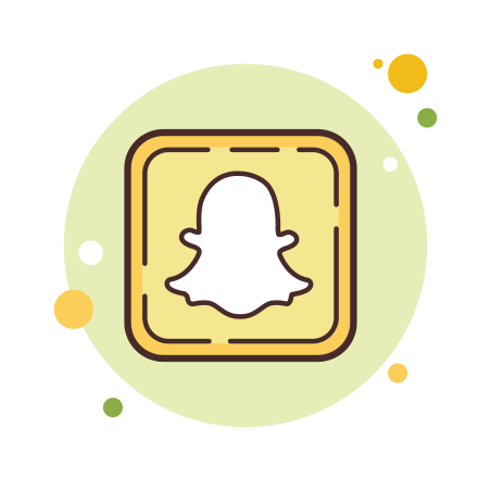 Snapchat Icon Free Download Png And Vector Snapchat Icon App Icon Iphone Icon
