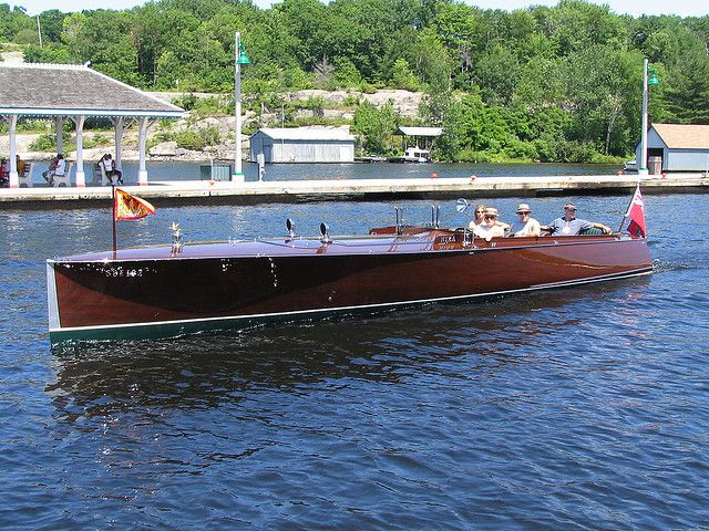 Muskoka Wooden Boat Show ~ Photo by...Canuckwithacamera.