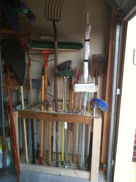 Outdoor Sheds Storage Organization