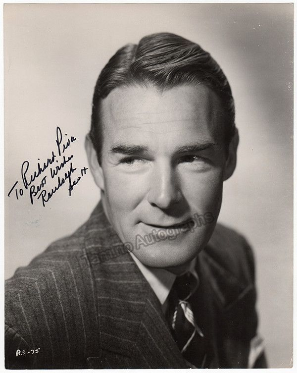 ++Hollywood Legende++ +Autogramm+ Orsen Wells