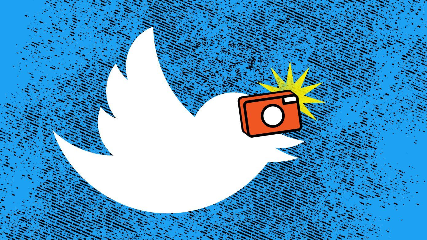 Twitsnap Twitter Launches New Camera Feature To Demote Text